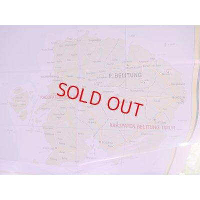 画像2: バンカ・べリトンの地図